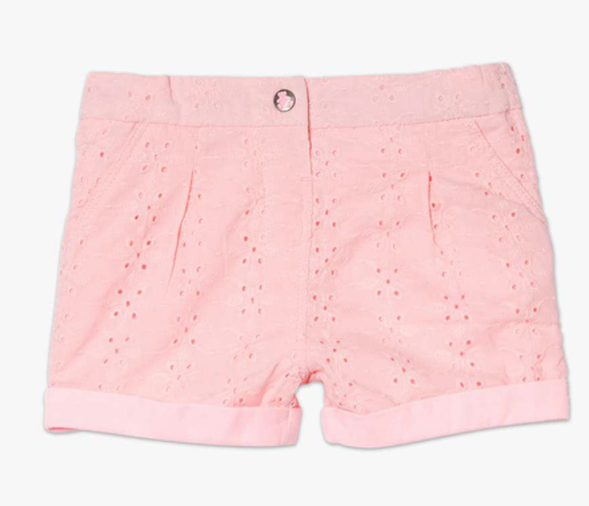 Short rose by LuluCastagnette - Gémo - 14,99€