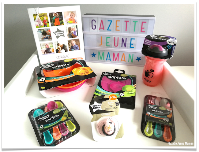 gamme explora tommee tippee